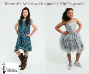 American Diamonds Mini Pageant!