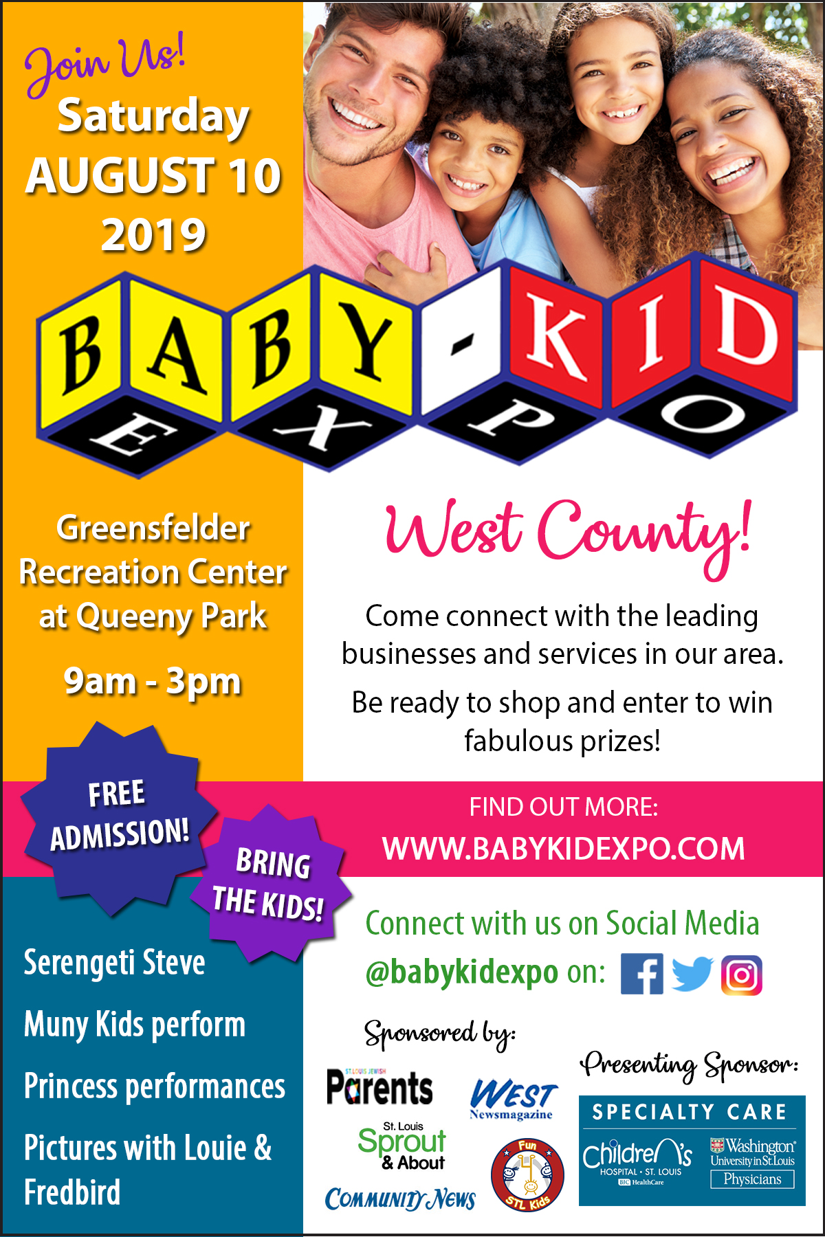 Baby Kid Expo West County_2cx6_Community News 2019